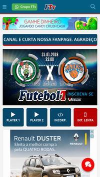 FutebolTv imagem de tela 1