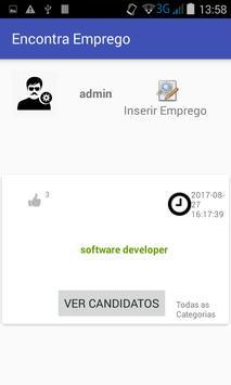 Encontra Emprego apk screenshot