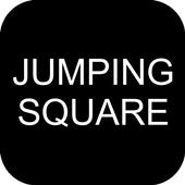 jump square icon