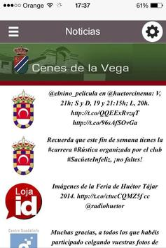 Cenes de la Vega poster