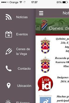 Cenes de la Vega screenshot 1