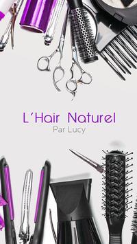 L'Hair Naturel poster