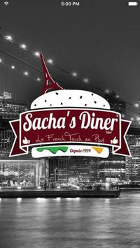 Sacha's Diner poster
