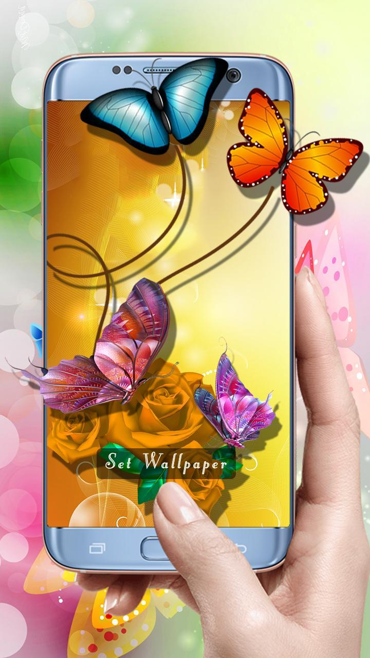 Butterfly Wallpapers 3D For Android APK Download