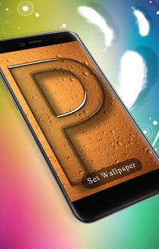 letters wallpaper hd (glass) screenshot 11