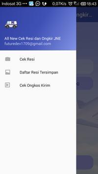 All New Cek Resi dan Ongkir JNE screenshot 1