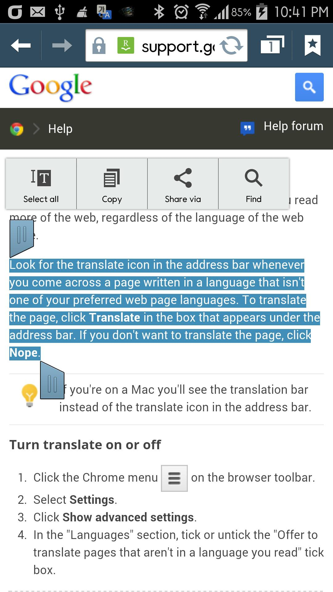 Auto Translation for Android - APK Download