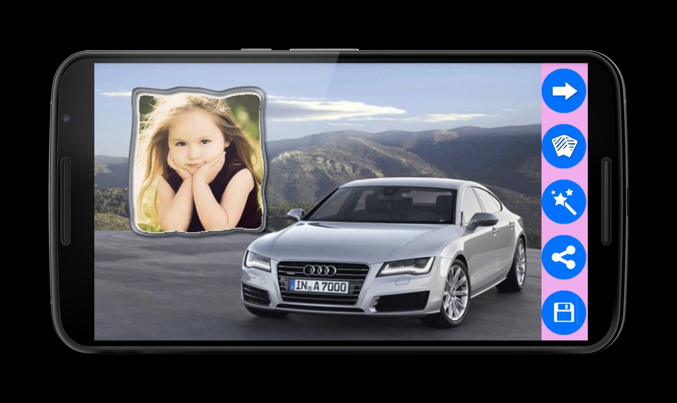 Car Photo Frames APK Download - Free Photography APP for Android ...