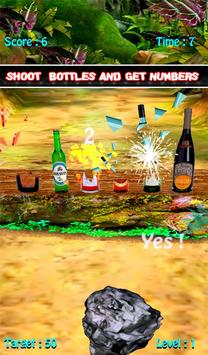 Bottles Shoot-Bottle Shooter apk screenshot