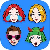 Your Personal Avatar Maker | Zmoji icon