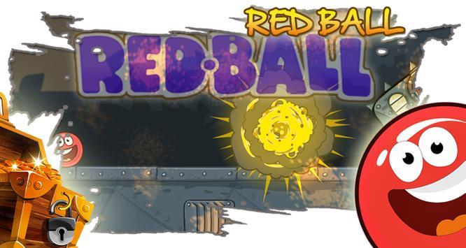 Juego Redball poster