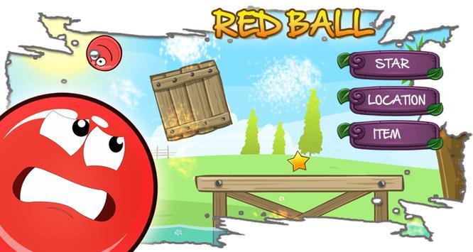 Juego Redball apk screenshot