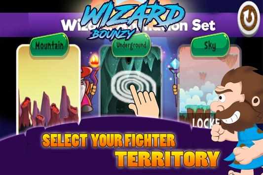 Bounzys Wizard screenshot 5