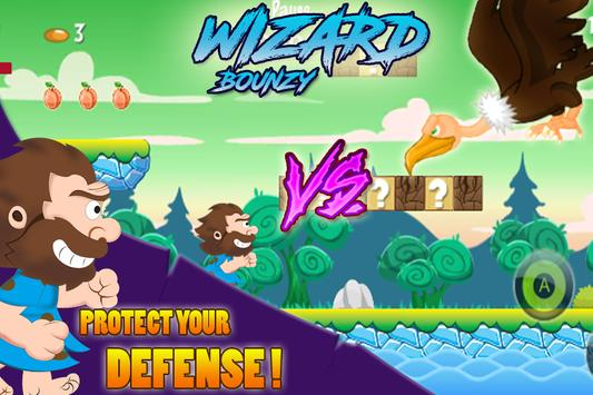Bounzys Wizard poster