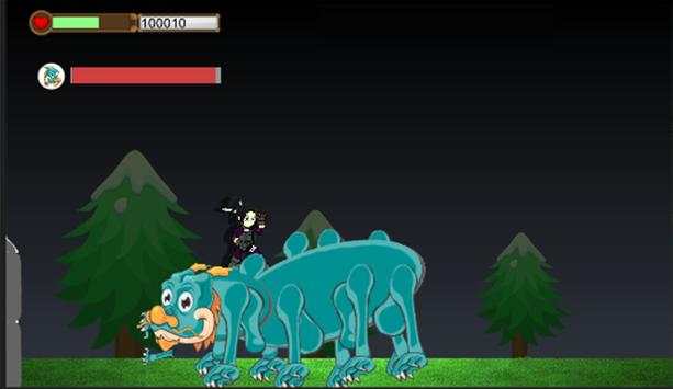 Jump Warrior apk screenshot