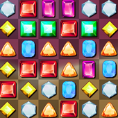 Diamond Gemstones Dash Saga icon