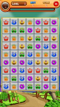 Monster Saga Flurry Monster apk screenshot