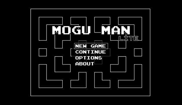 Mogu Man Lite poster