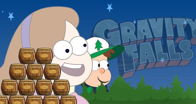 Mystery Dipper Gravity Falls poster