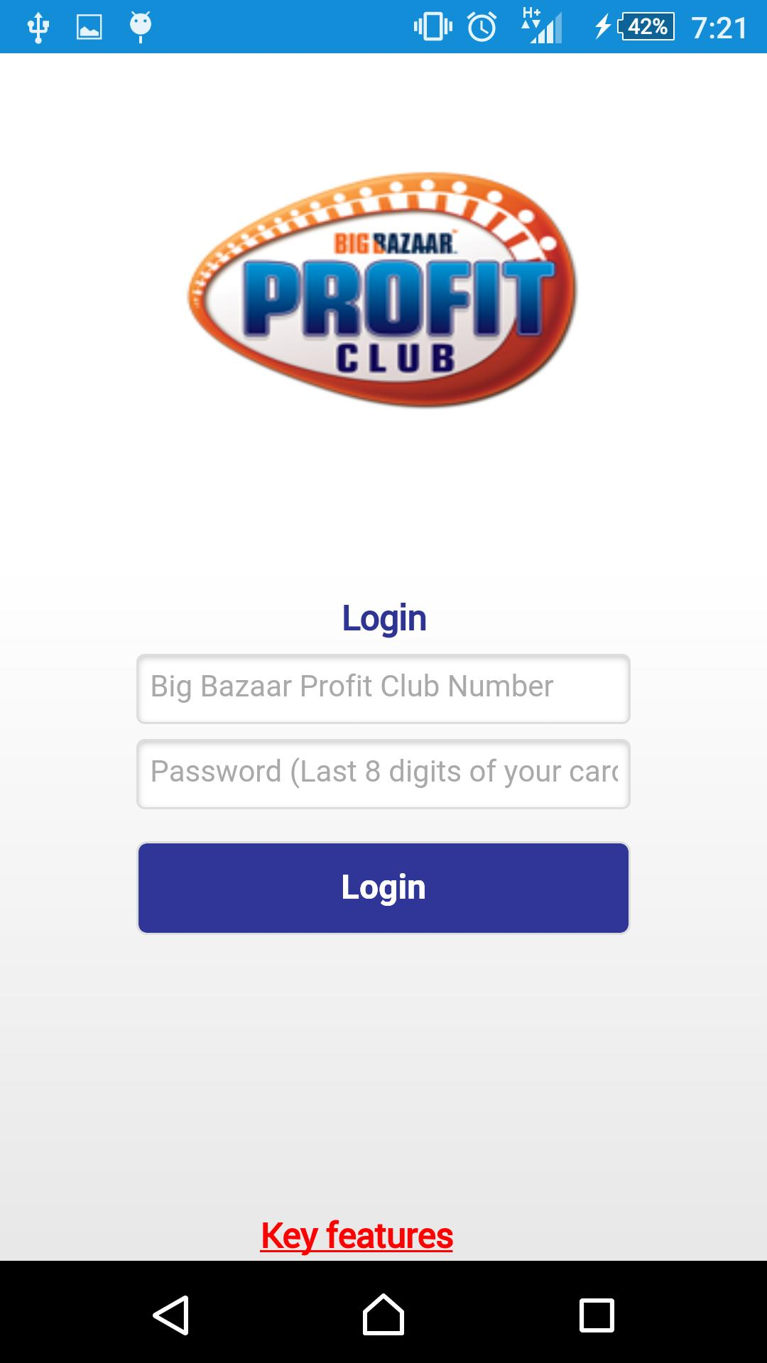 Big Bazaar Profit Club for Android - APK Download