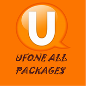 Ufone All Packages icon