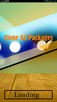 Ufone All Packages screenshot 1