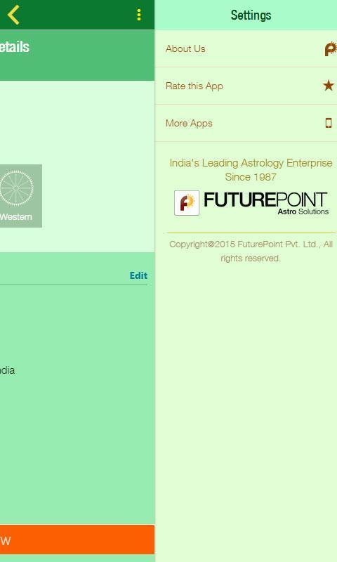 future point kundli free download