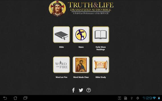 Truth & Life App apk screenshot