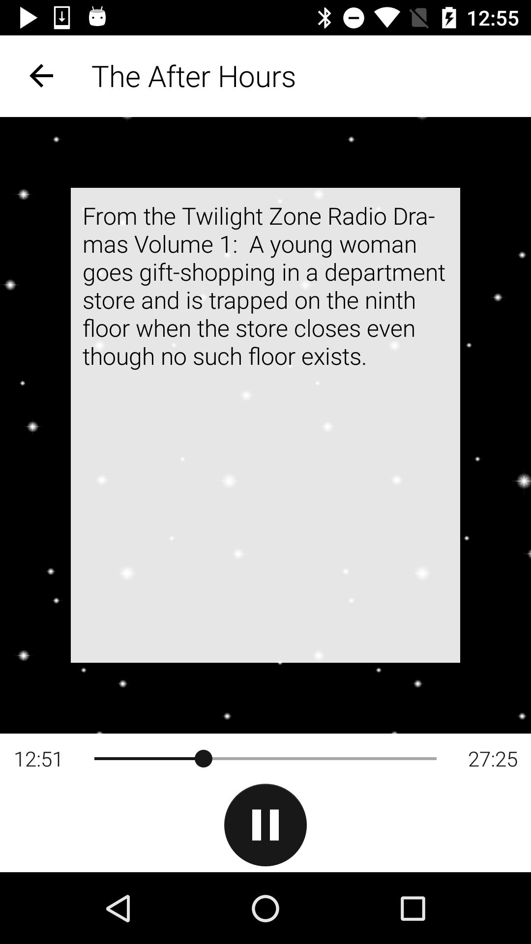 The Twilight Zone Radio Dramas for Android - APK Download