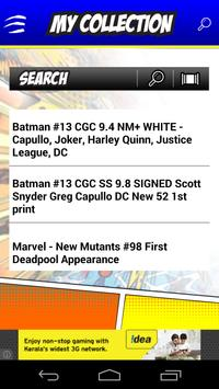 Longbox Comic Market Value screenshot 4