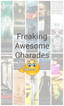 Fawesome Charades poster