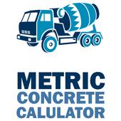 Metric Concrete Calculator icon