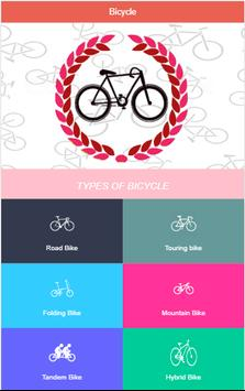 Cycle Guru - Information about different Bicycles screenshot 4