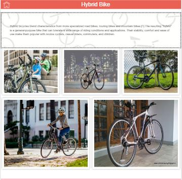 Cycle Guru - Information about different Bicycles screenshot 6