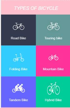Cycle Guru - Information about different Bicycles poster