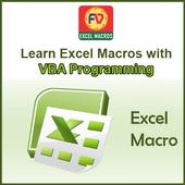 Learn Offline Macros Excel VBA icon