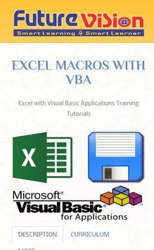 Learn Offline Macros Excel VBA poster