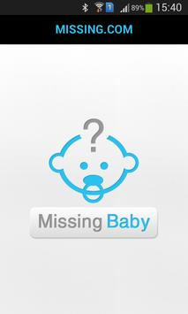 Missing Baby poster