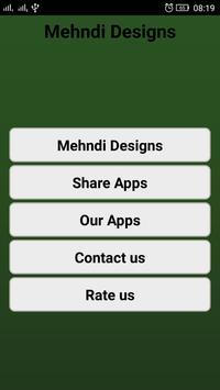 Top Mehndi Designs poster