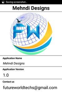 Top Mehndi Designs apk screenshot