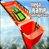 Mega Ramp Construction: Car Simulator 2018 icon