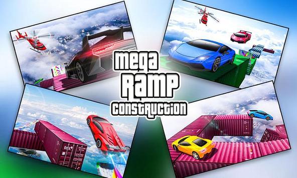 Mega Ramp Construction: Car Simulator 2018 screenshot 6