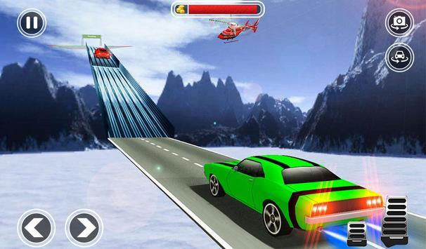 Mega Ramp Construction: Car Simulator 2018 screenshot 8