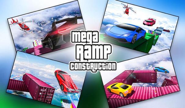 Mega Ramp Construction: Car Simulator 2018 screenshot 13