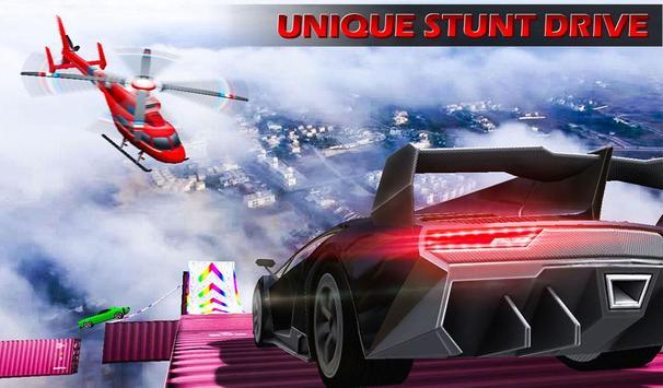 Mega Ramp Construction: Car Simulator 2018 screenshot 12