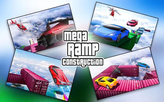 Mega Ramp Construction: Car Simulator 2018 screenshot 20