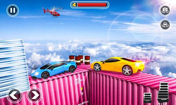 Mega Ramp Construction: Car Simulator 2018 screenshot 3
