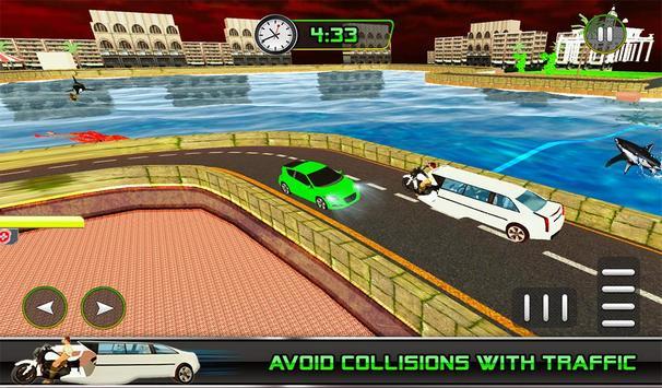 Futuristic Moto Car Transport apk screenshot