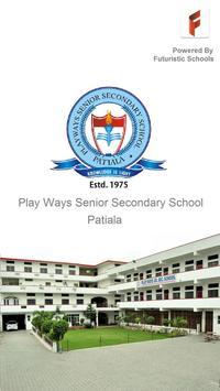 Play Ways School Patiala poster