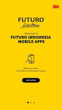 3M Futuro Indonesia poster
